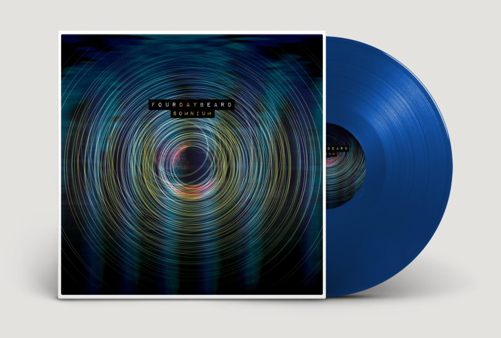 Somnium on Limited Edition Clear Blue Vinyl